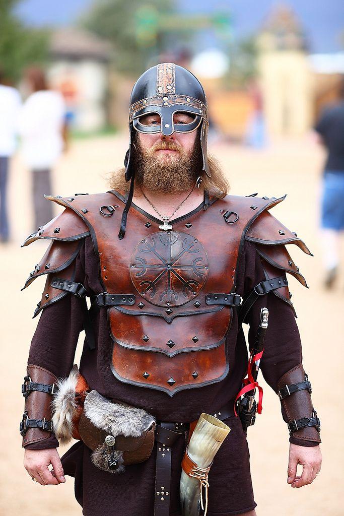 Viking Warrior 2010 AZ Ren Fest