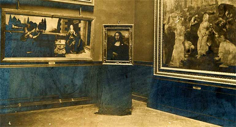 ITALIAN MUSEUMS NEWS and BOOKING GUIDEThe Mona Lisa exhibited in ...