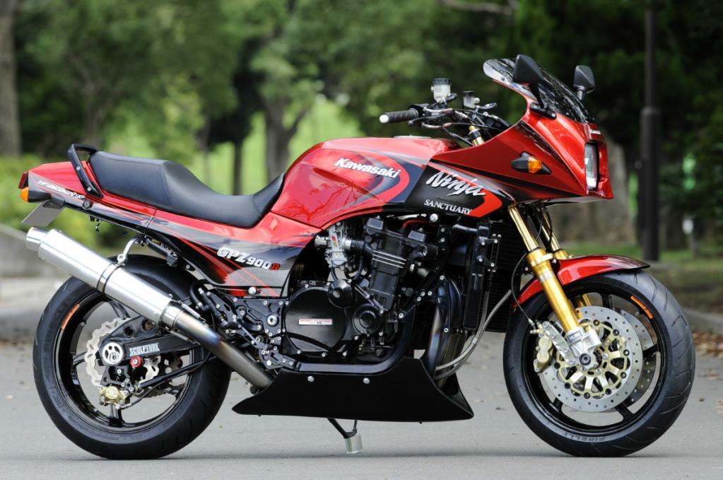 Honda CB750 | Cafe Street Fighter - YouTube