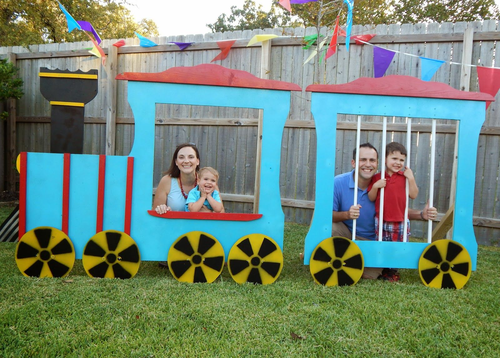 circus train party photo booth circus train party pinterest
