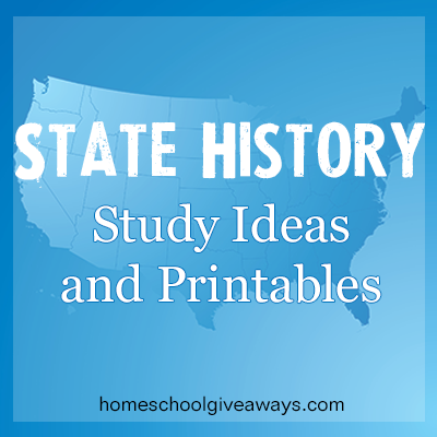 Photo of State History Study Ideas and FREE Printables! – Homeschool Giveaways