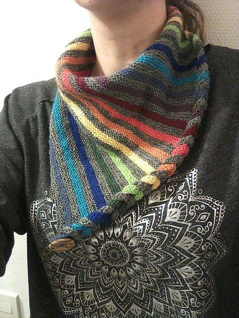 Ravelry: DaPunzel Tuch pattern by Finja Hansen   scarves   Pinterest