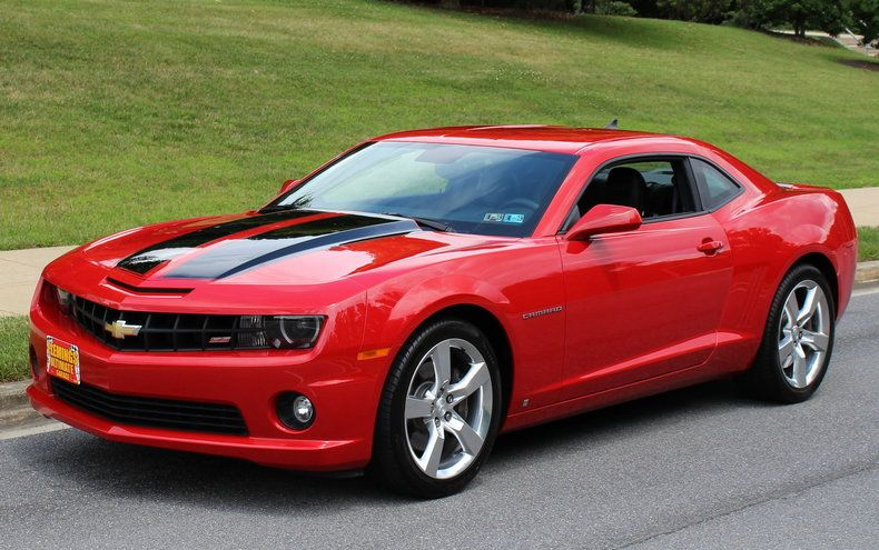 2010 Chevrolet Camaro For Sale Chevrolet Camaro Chevrolet