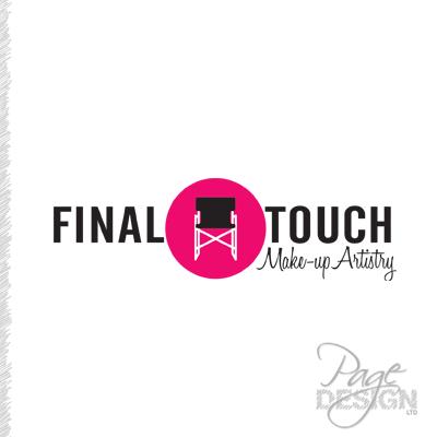 Fina Touch Make Up Artistry Logo