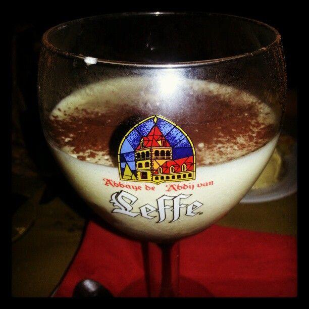 Birramisù with Leffe #Beer #ShareYourBeer
