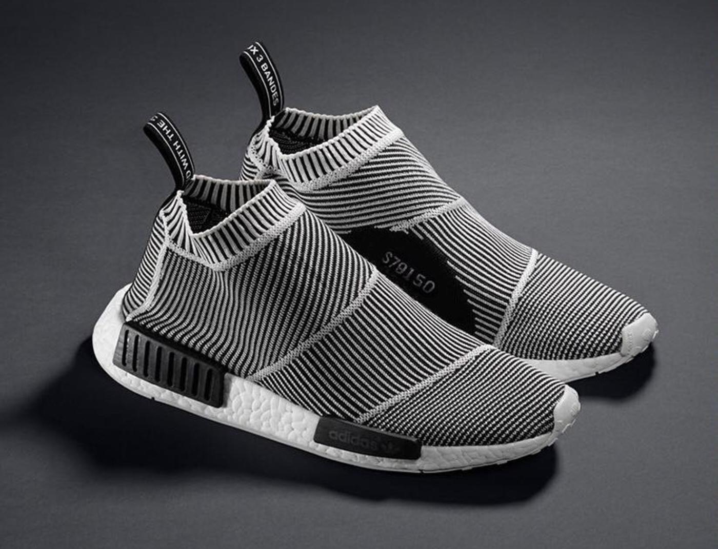 adidas Originals Announces Release Details for the NMD City Sock