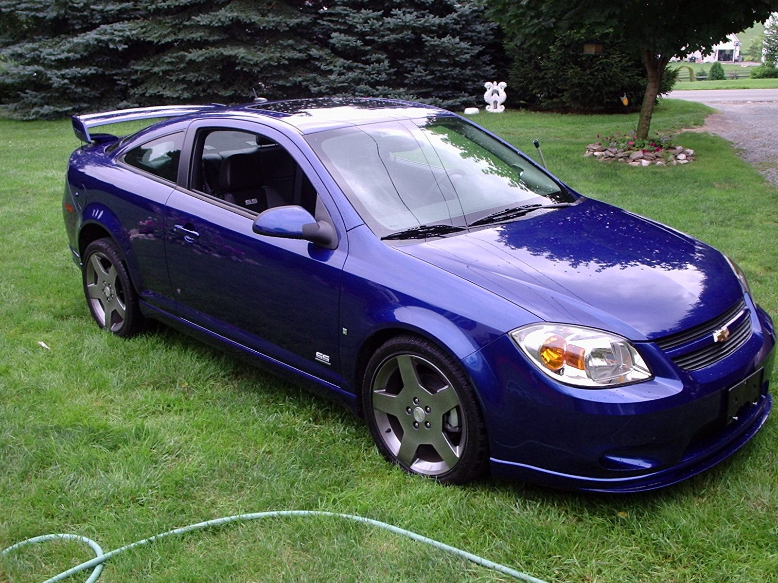 Fast 2006 chevrolet cobalt ss mile drag racing videos and timeslips