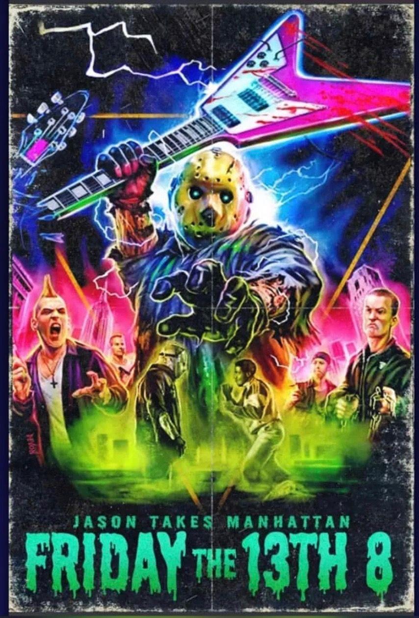 Pin by La Vista Johnowh on Jason Vorhees Friday the 13th