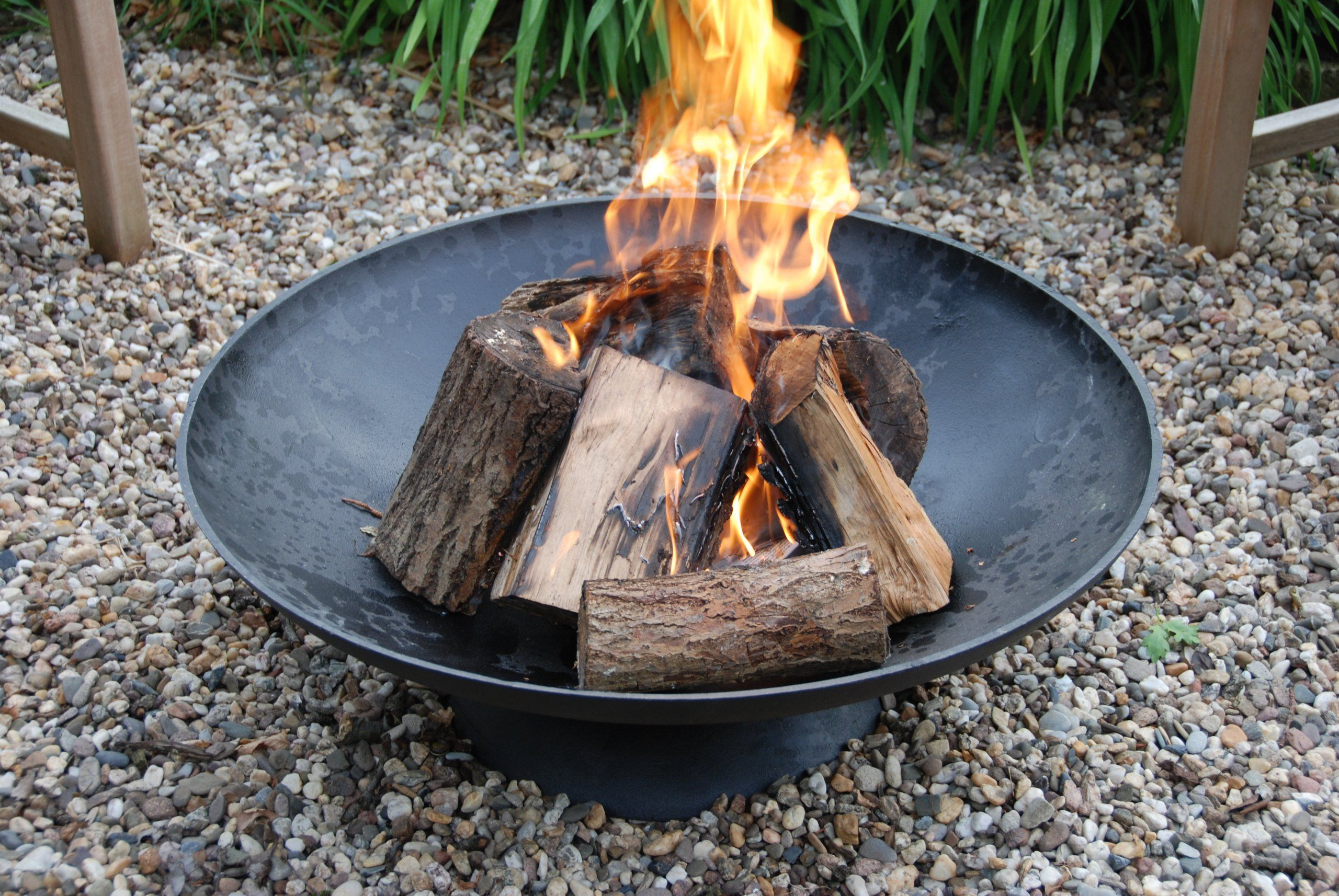 269 Amazon Prime Esschert Design Ff90 Fire Bowl X Large Outdoor Fireplaces Patio Lawn Garden Fire Bowls Fire Pit Patio Garden Furniture Design