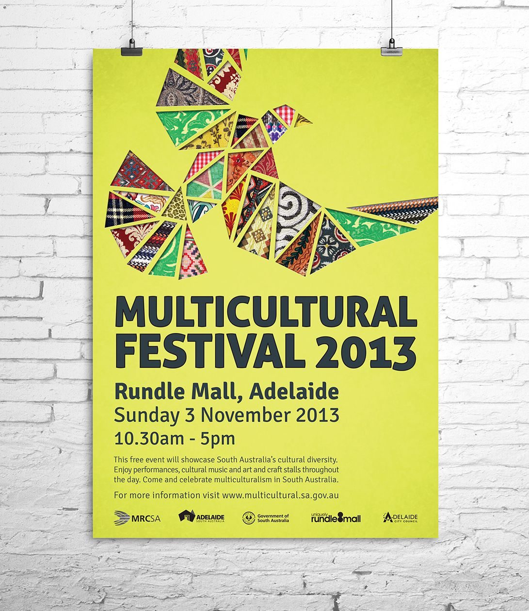 Cultural Festival Poster
