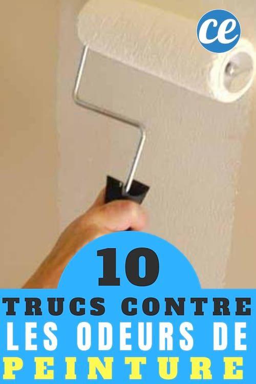 10 trucs pour liminer rapidement les odeurs de peinture. Black Bedroom Furniture Sets. Home Design Ideas