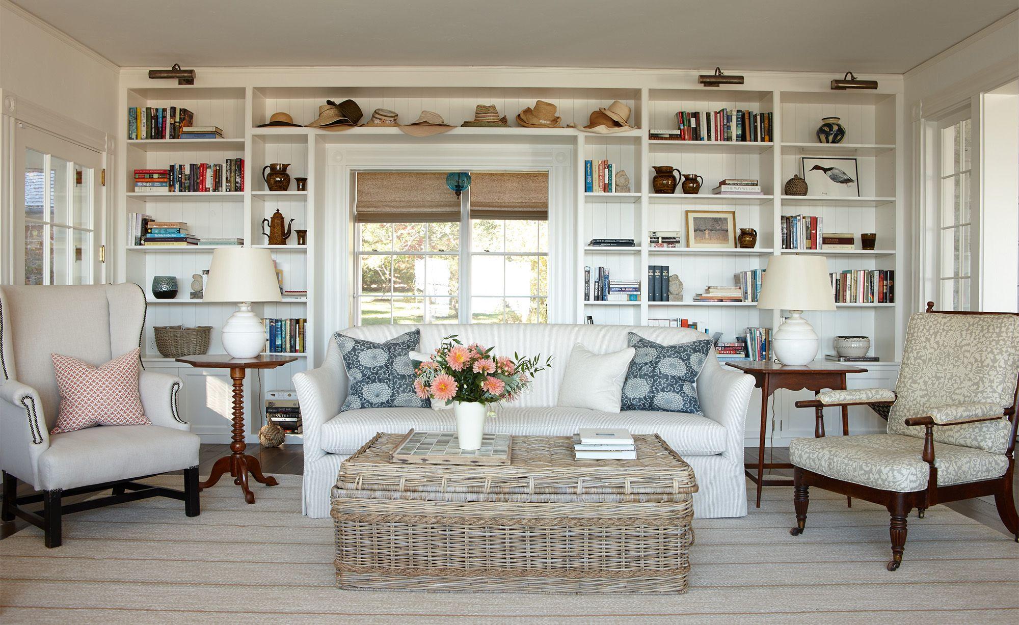 Martha S Vineyard Residence Liliane Hart Interiors