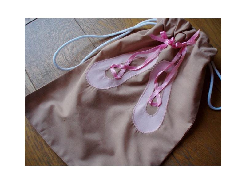 Bolsa Zapatillas bailarina para las peques bailarinas de la casa