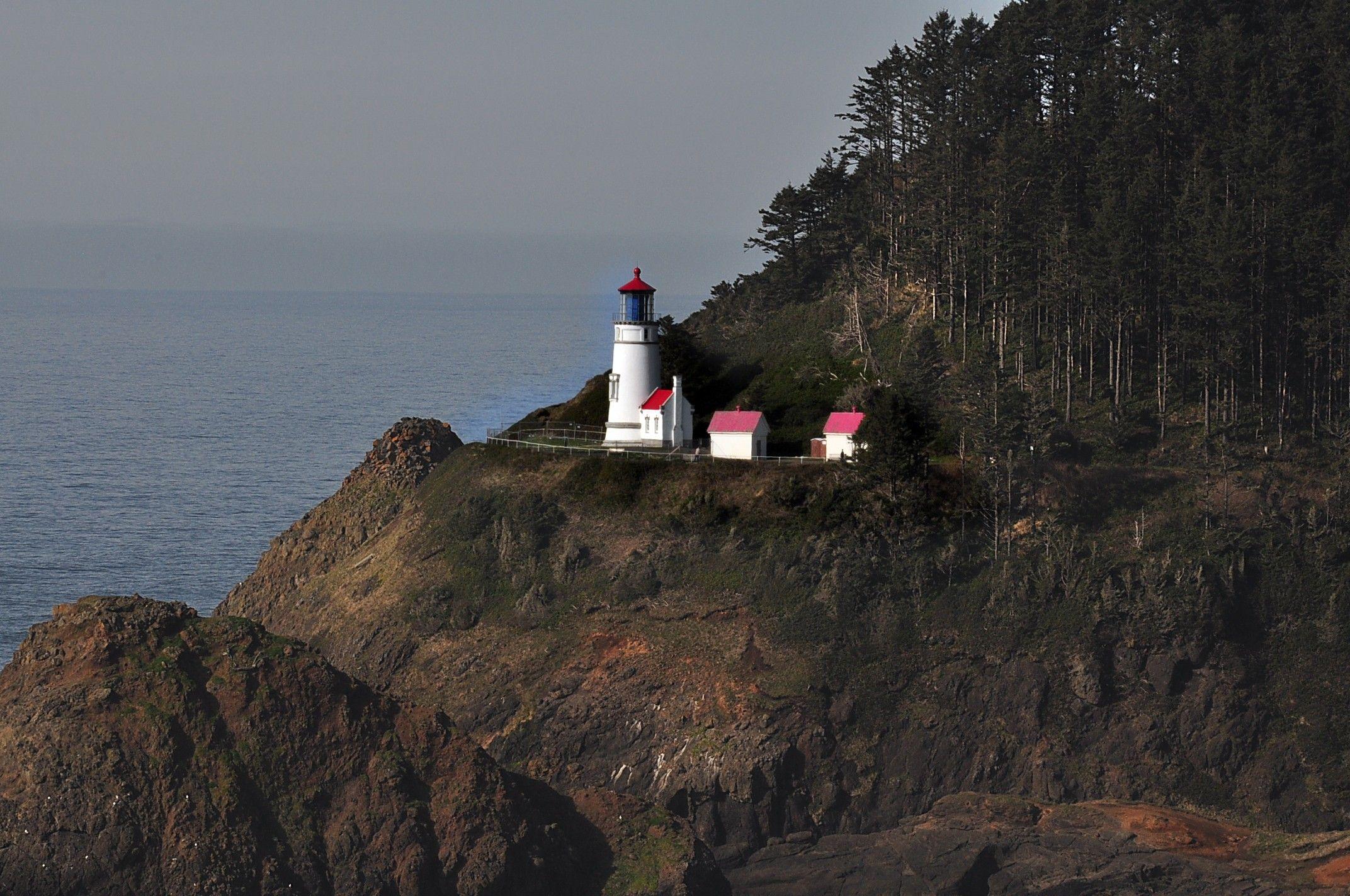 Heceta Head Lighthouse, March 2013