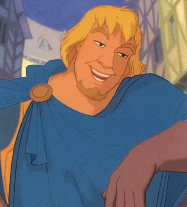 ¿A qué personaje de Disney te recuerda el de arriba? 05860a73bcc02f23892743ce899dab0c