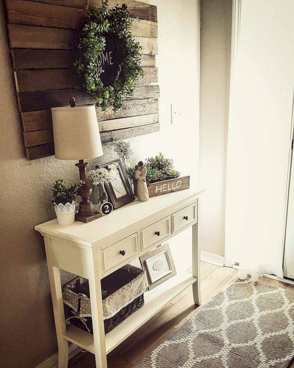 Fresh Home Decor: 28 Fresh Farmhouse Home Decor Ideas