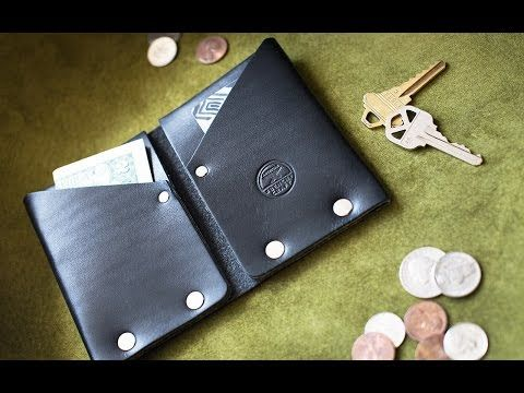 American Bench Craft Wallet Unique Leather Wallets Handmade