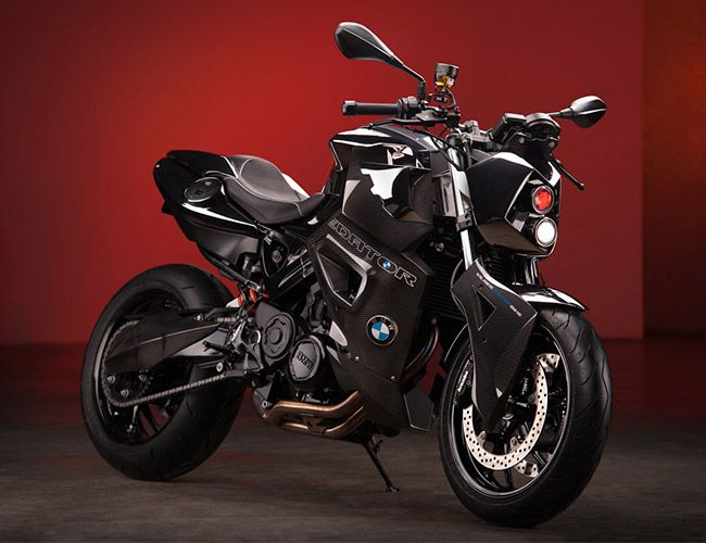 Its The F800R Converted Into What Looks Like A Transformer I Want