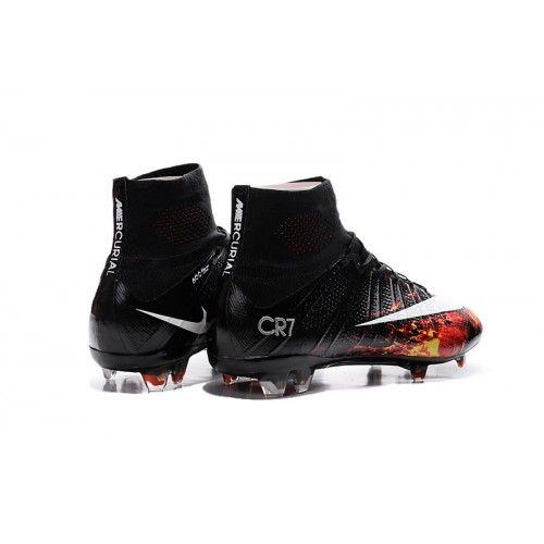 Scarpe Superfly arancia FG CR7 And Scarpe da da calcio Nike calcio poco Mercurial Nero 5BHqwWxI