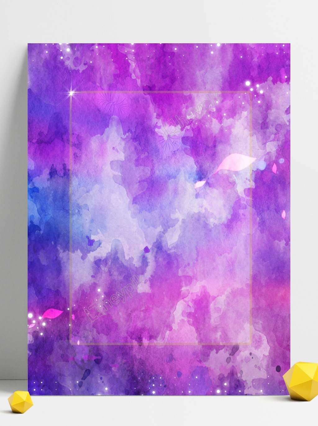 Textured Watercolor Purple Gradient Texture Beautiful Minimalist Dream Background Dream Background Texture Watercolor