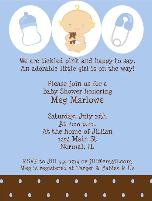 baby shower invitations for boys baby boy shower invitations