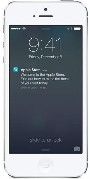 Apple S Ibeacon Will Put The Internet Of Things In Your Pocket Ibeacon Apple Apple Store