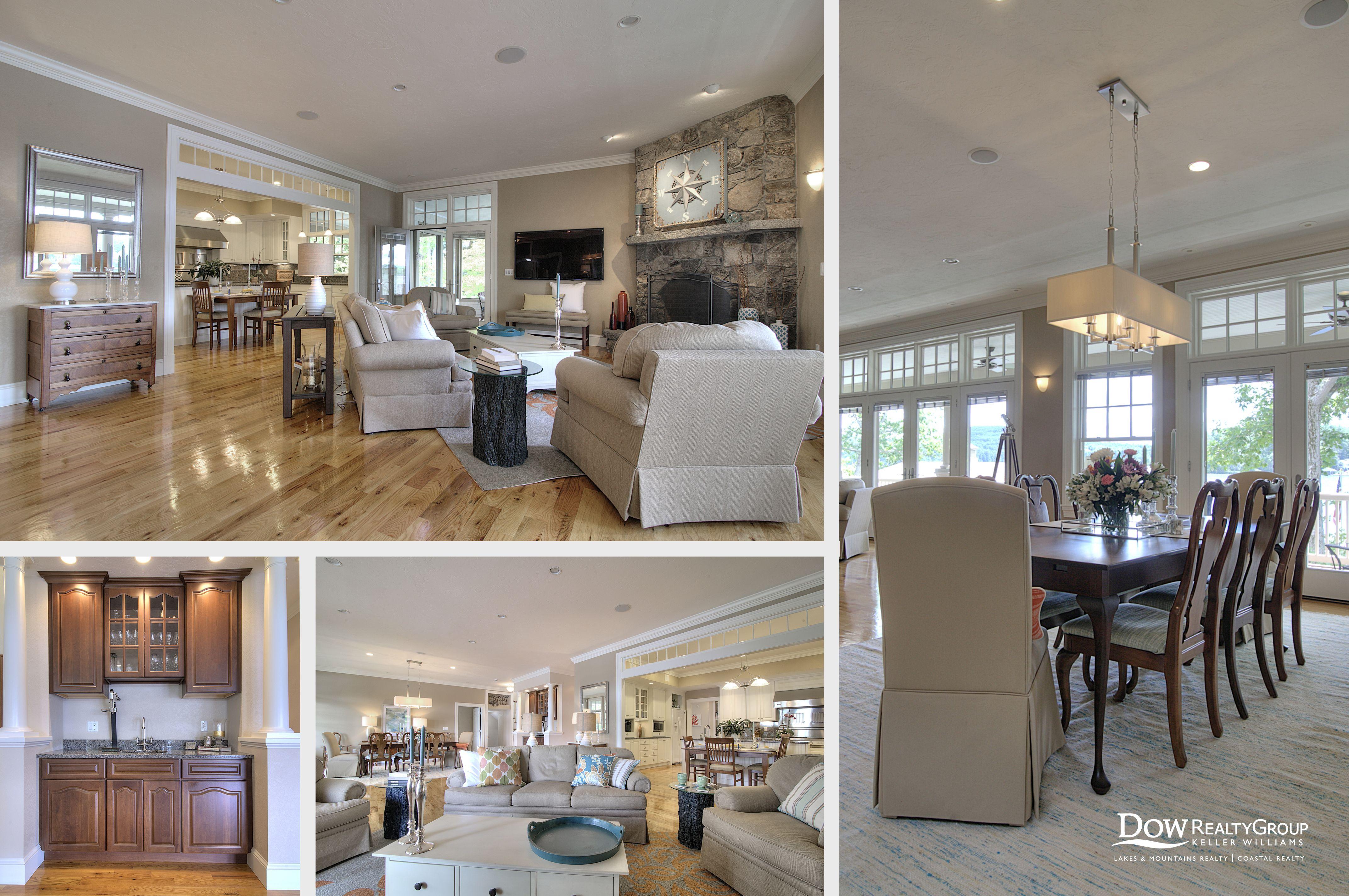 179 kingswood road wolfeboro nh 03894 open concept floor