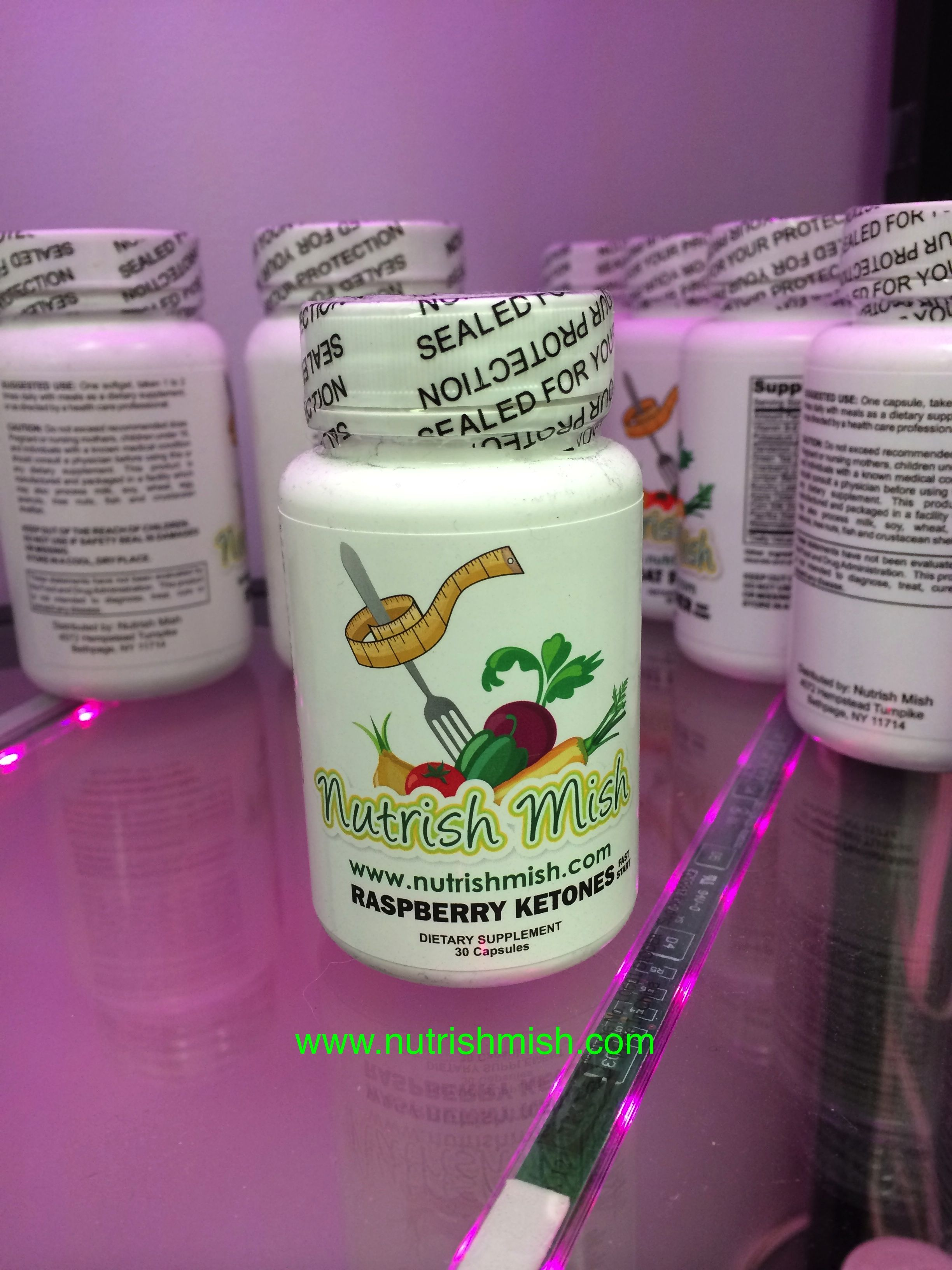 Recent studies suggest that raspberry ketones go to the powerhouse of your cell (mitochondria) and helps it do its job like a CEO. This can lead to body fat reduction when coupled with a healthful diet and exercise of course $20