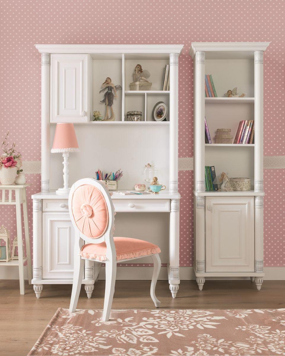 Romantic boekenkast meisjeskamer brocante | Home | Pinterest | December
