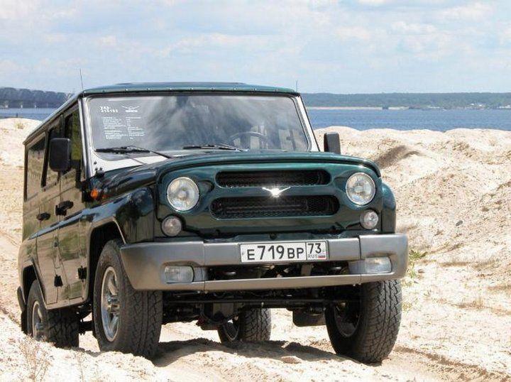 История легендарного УАЗ-469 | Блог За городом