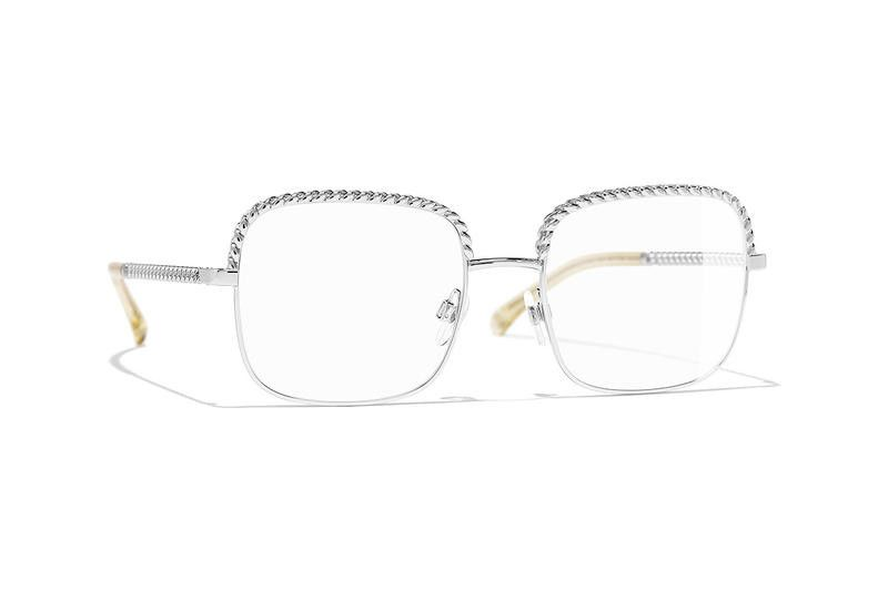 58a097da13e Chanel s Eyewear Collection Puts a Spin on Iconic Chain in 2019 ...