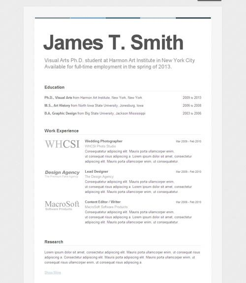 How To Set Up Resume Brilliant Brand Yourself  Resume  Cv  Portfolio Let's Face It Your Boss
