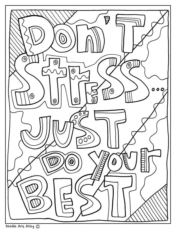 Resultados De La Busqueda De Imagenes De Google De Http Www Classroomdoodles Com Uploads 2 6 1 6 2616 Quote Coloring Pages Coloring Book Pages Coloring Books