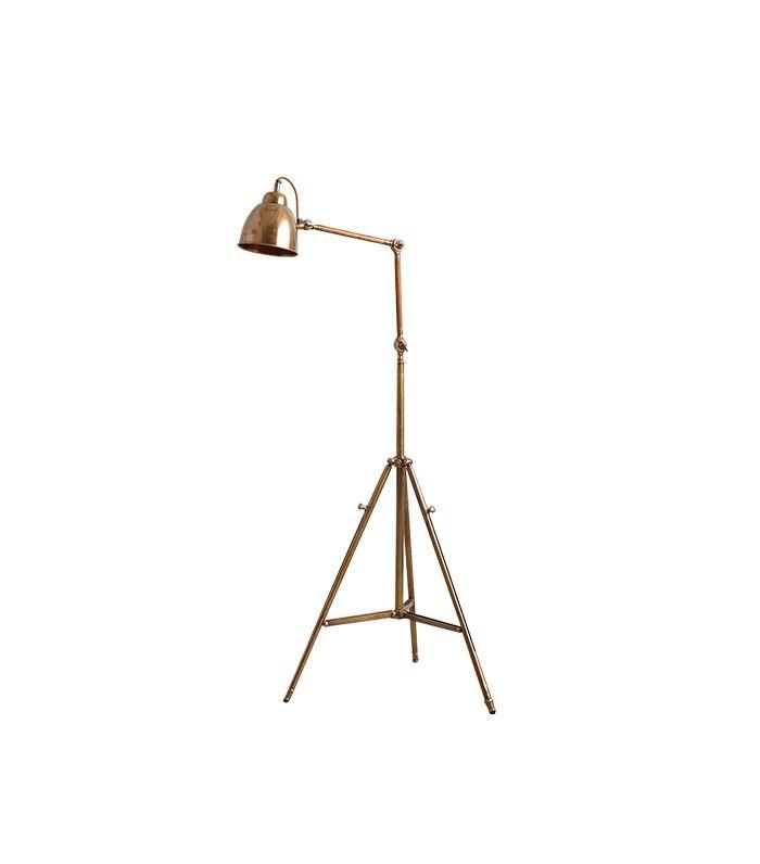 Anthropologie Tripod Floor Lamp