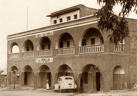 Haunted Caliornia Hotel California Baja Ca With Images Hotel
