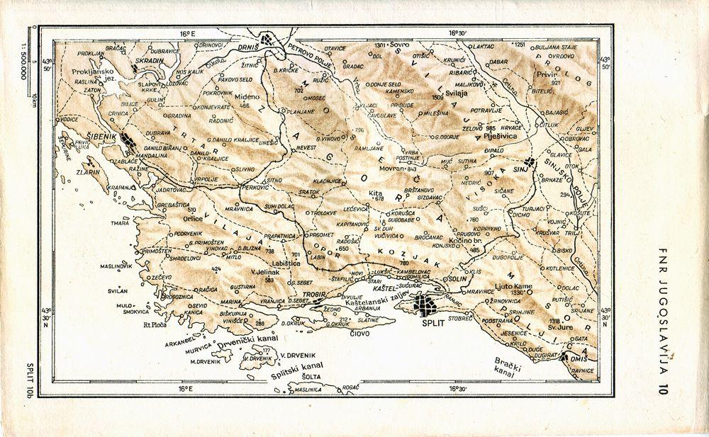 Pin By Marin Knezovic On Karte Maps Vintage World Maps Map Vintage