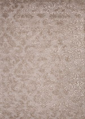 Jaipur Rugs Roccoco Chateau Rc05 Silver Gray Area Rug