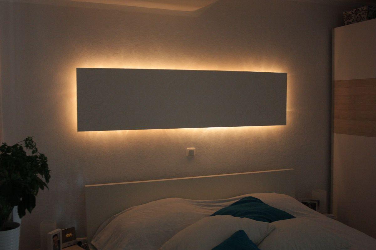 Beleuchtetes Wandbild Beleuchtete Wandbilder Beleuchten Wandbilder Schlafzimmer