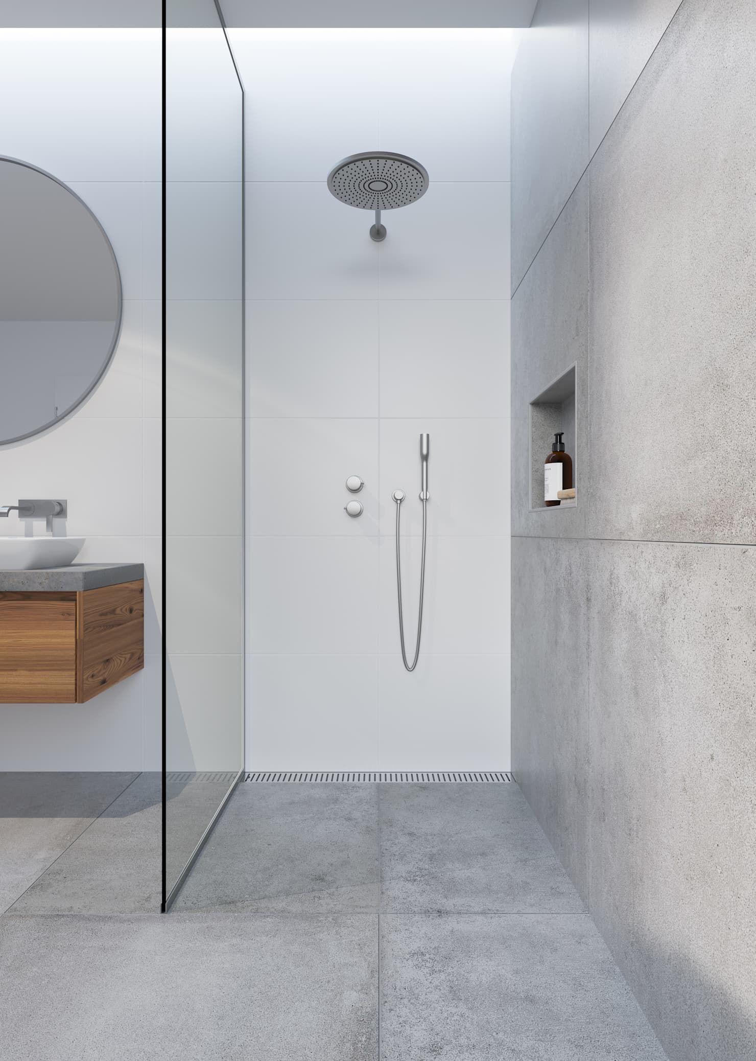 Badezimmer Badezimmer Von Renderkitchen Mit Bildern Badezimmer Kleines Bad Mit Dusche Kleine Badezimmer Design