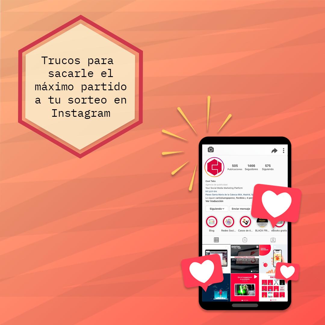 Trucos Sorteo Instagram Sorteo Instagram Ganar Seguidores En Instagram