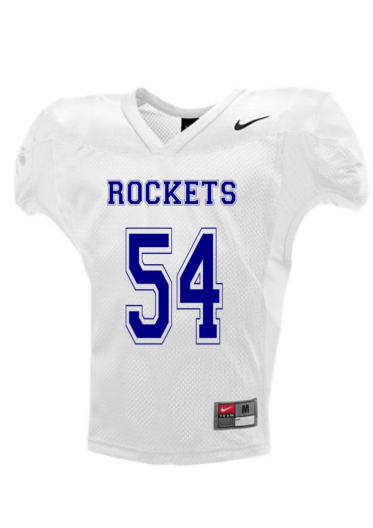 811168511ea Personalized and Customizable Nike Football Practice Jersey! Youth and  Adult Sizes Available! by CustomDesignsBotique on Etsy