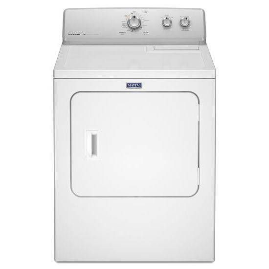 May Tag Electric Dryer White Model Medc215ew