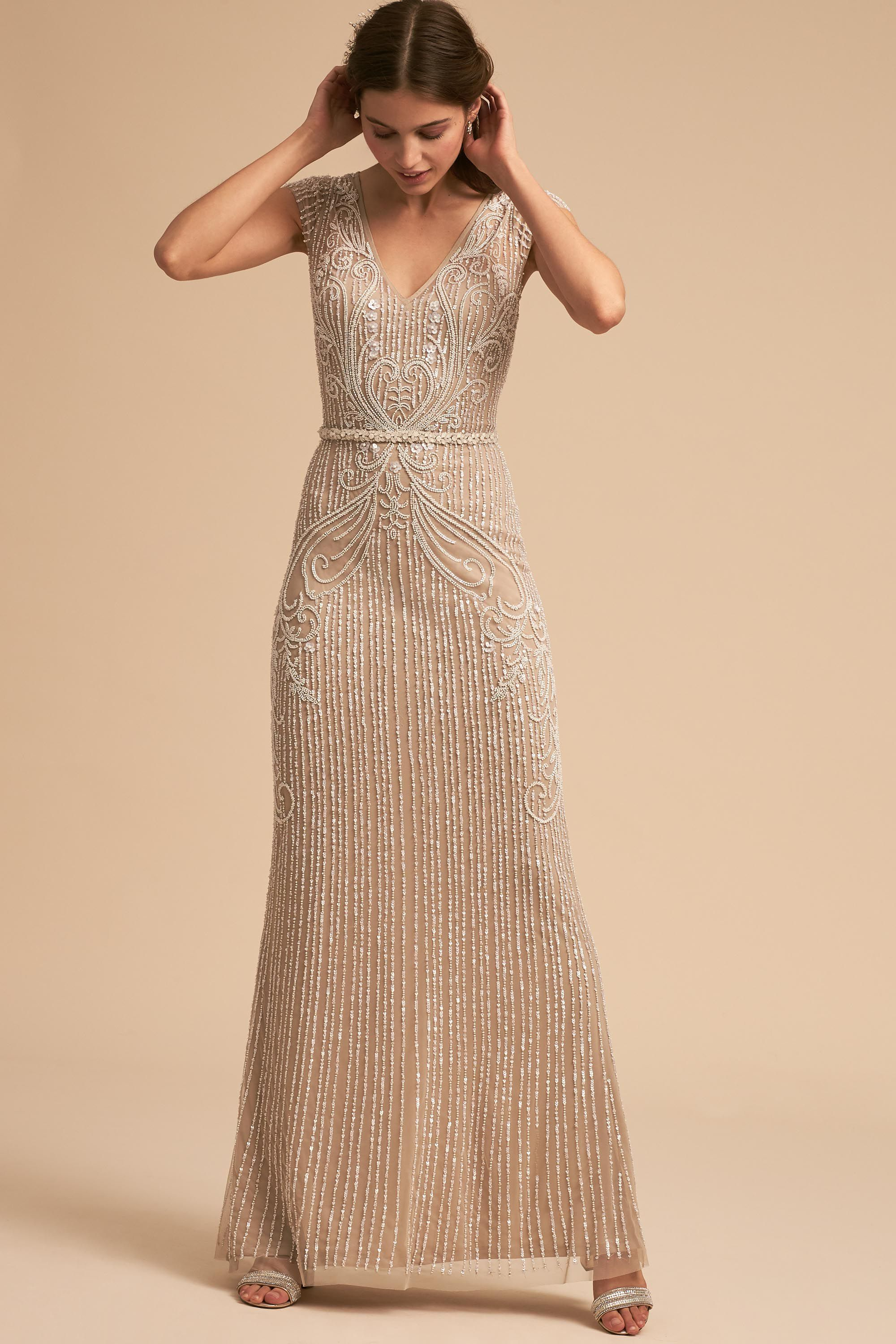 09e96575cc Sanders Dress from  BHLDN I WILL be a BHLDN bride for my 5th anniversary  vow renewal ceremony celebration. Somewhere exotic