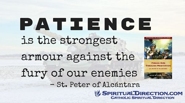 patience armour SD Finding God through Meditation - SpiritualDirection.com