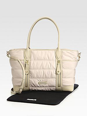 Burberry Quilted Baby Bag Was 695 00 Now 486 50