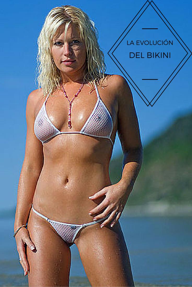 See Thru Bikini Video