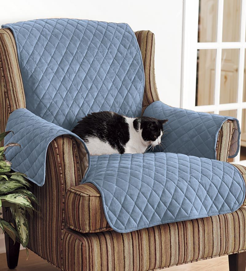 Polyester Pet Sofa Protective Cover Products Let Your Pets Enjoy The Furniture Too Protects Seat And Back From Fur Dander Scratch Marks