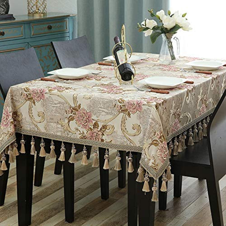 Decorative Waterproof Tablecloths Home Decor Home European