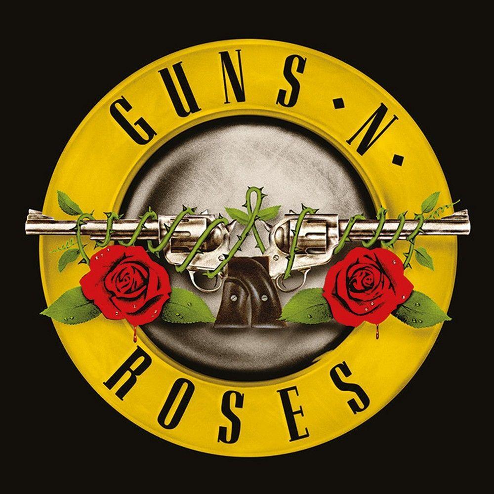 Guns N Roses Guns And Roses Metal Band Logos Guns N Roses