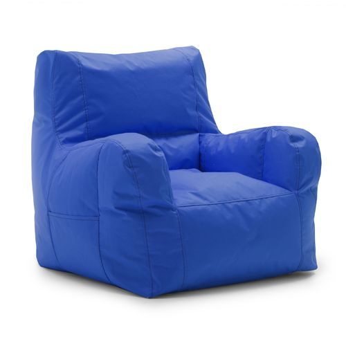 Amazing Big Joe Duo Bean Bag Chair Blue Patio Furniture Creativecarmelina Interior Chair Design Creativecarmelinacom